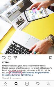 landa social branded hastag 186x300 - What Branded Instagram Hashtags Offer Brands