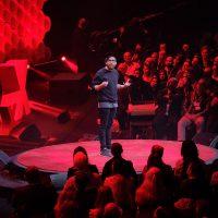 Lighting up TedX