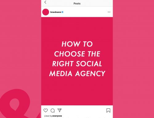 How to Choose the Right Social Media Agency
